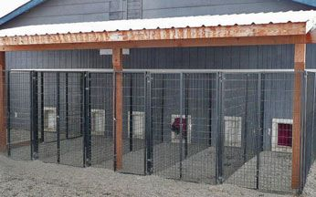 Boarding Services At K9 Country Club In Yakima Dog Kennel Designs Dog Boarding Kennels