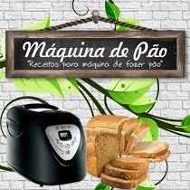 Blog Renovado! O Blog Máquina de Pão está de cara nova!!!