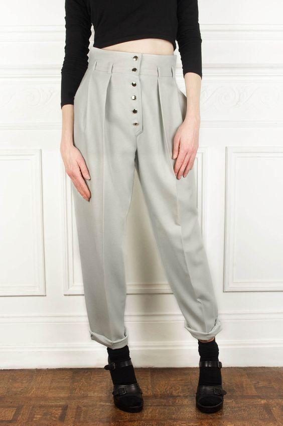 http://www.bebopetlula.com/pantalons-vintage/1015-pantalon-vert-deau-80s.html
