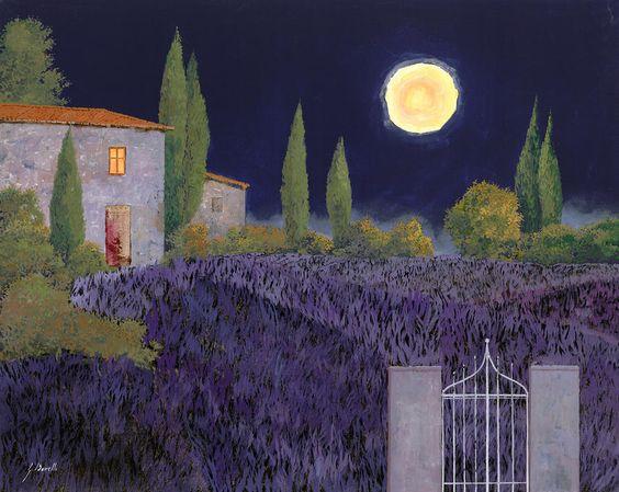 Guido Borelli — Lavanda Di Notte (900x715):