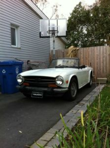 1974 Triumph TR-6 Convertible - City of Montréal Collector Cars For Sale - Kijiji City of Montréal Canada.