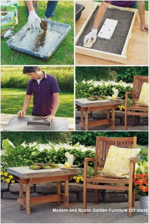 Most Affordable And Simple Garden Furniture Ideas 2 Convertible
