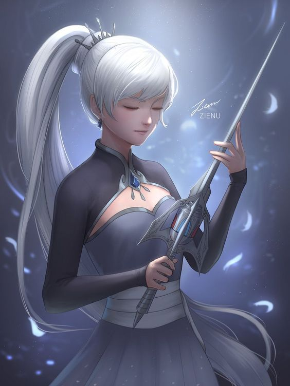 Weiss Schnee Chills the Hearts of her Foes in D&D 5th Edition