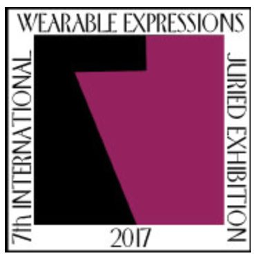 "Sebastien Carré - Opening Receptio February 10, 6-9pm - ""Wearable Expressions 7th International Juried Exhibition""  January 21 - April 16, 2017  Palos Verdes Art Center - south of Los Angeles"