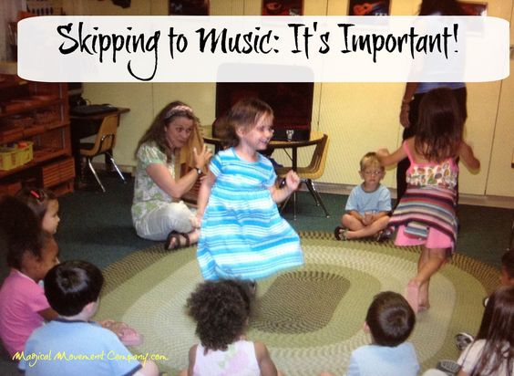 Making Music in the Montessori Room: It's The Doing of Music That's So Important In A Child's Development!