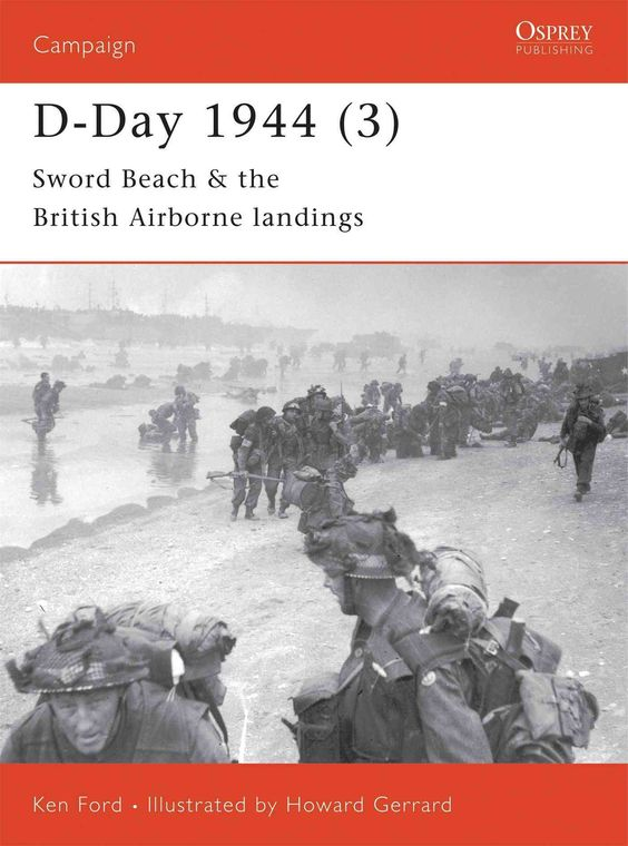 Precision Series D-Day 1944: Sword Beach & British Airborne Landings