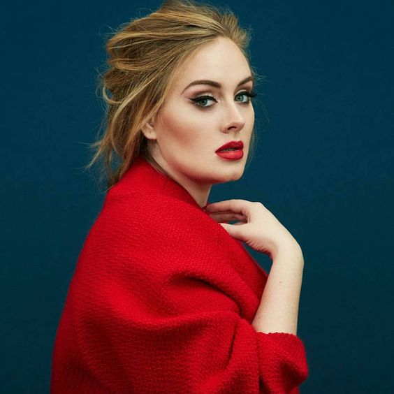 Wow isn't she just .... Wow #adele: