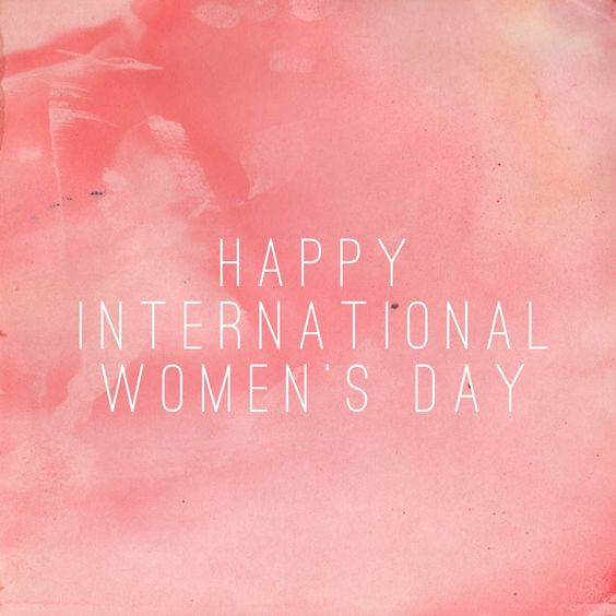 Happy International Women's Day! Here are 3 Women That Inspire Us: