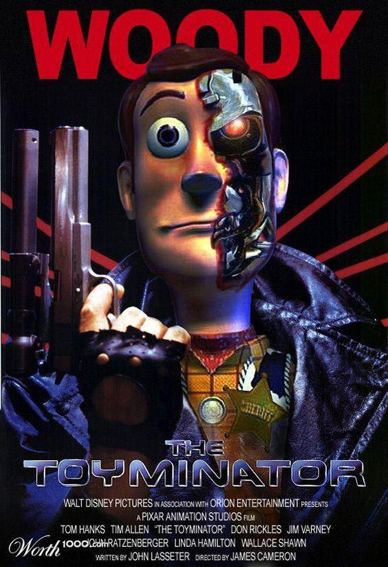 The Toyminator
