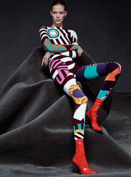 stormtrooperfashion:  Lexi Boling for Karim Sadli for Dior...