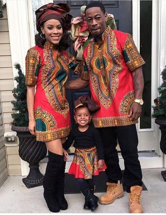 Best Ankara Family Styles 2018 Best Family Ankara Styles Mix Dashiki Fashion African Men Fashion African Wear