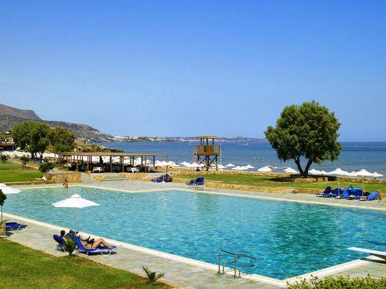 Verbringe eine Woche im 4-Sterne Hotel Kernos Beach in Malia, Kreta. Im Preis ab 1'131.- sind die Halbpension, der Flug sowie der Flughafentransfer inbegriffen.  Hier kannst du deinen Feriendeal buchen: http://www.ich-brauche-ferien.ch/feriendeal-1-woche-kreta-fuer-1131-franken-online-buchen/