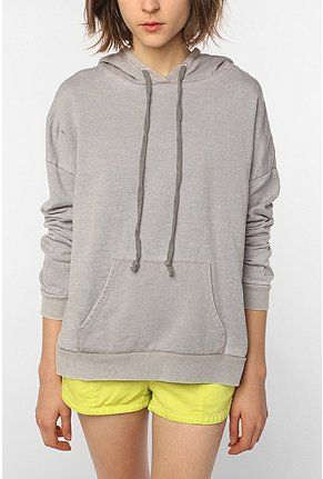 I'm obsessed with hoodies