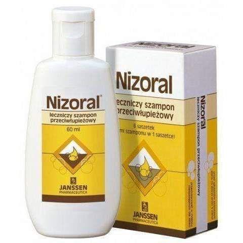 nizoral shampoo hårtab