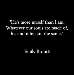 When you read pieces of Wuthering Heights, it actually sounds good