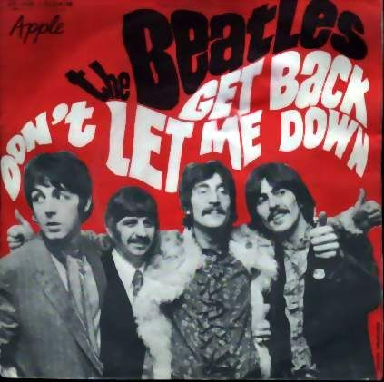 Beatles, Don't Let Me Down