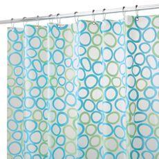 Loopz 72' x 72' Shower Curtain - Bed Bath & Beyond $15