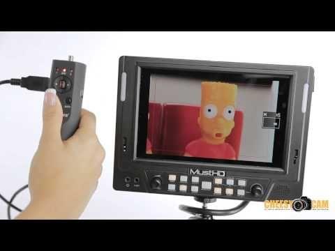#Aputure V-Grip USB #FollowFocus Handle VG-1 | Cameras Direct Australia