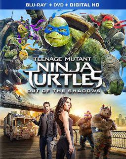 Teenage Mutant Ninja Turtles Out Of The Shadows 2016 Movie Dual