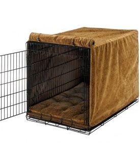 Crate Cover Bowers Pelican Filigree (Brown)