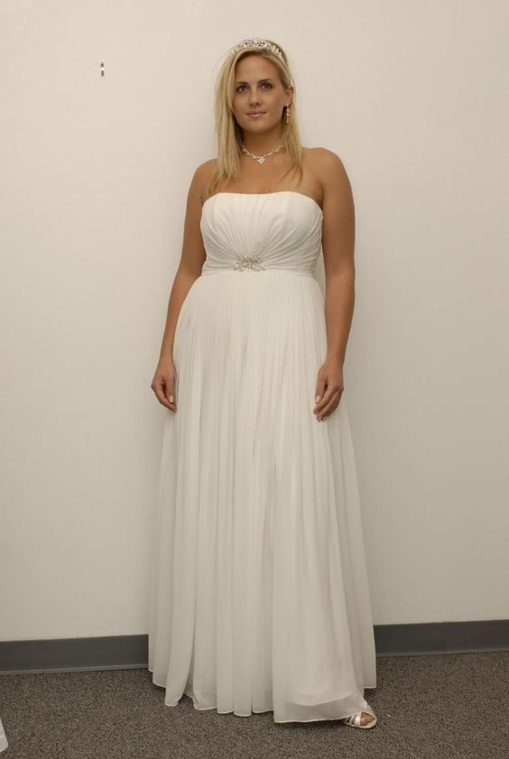 Plus Size Wedding Dresses 2008
