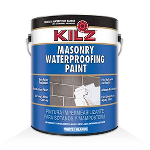 Kilz Masonry Waterpoofing Paint Primers Specialty
