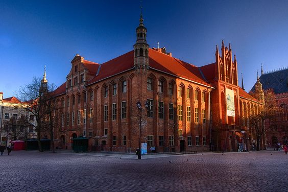 Old Town Hall in Torun - Old Town Hall in Toruń