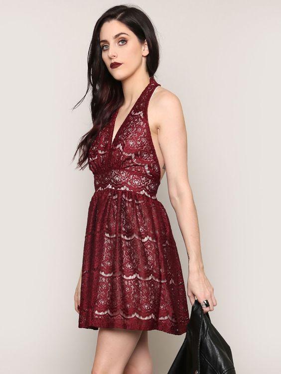 Charmed & Dangerous Mini Dress - Gypsy Warrior