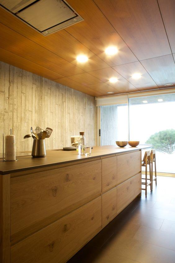 Arbeitsplatten aus Dekton Material Aufbau, Eigenschaften, Vor - küche mit kochinsel preis