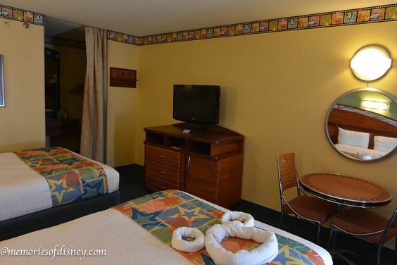 Memories of Disney | All Star Movie Resort Review