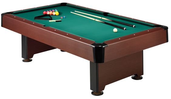 Chandler II 8' Mizerak Pool Table. Get the party started with this pool table. serenityhealth.com