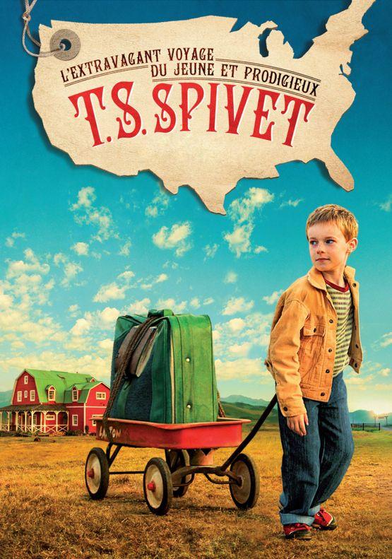T. S. Spivet különös utazása