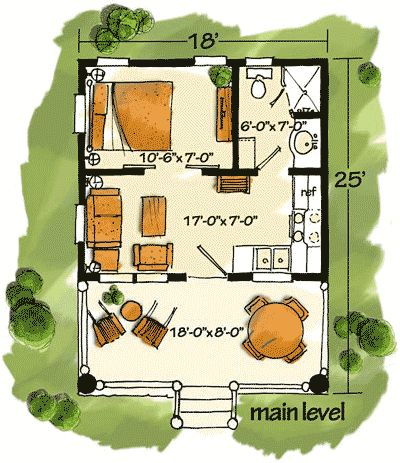 Plan 12909kn country getaway cottage floor plans house for Mountain vacation house plans
