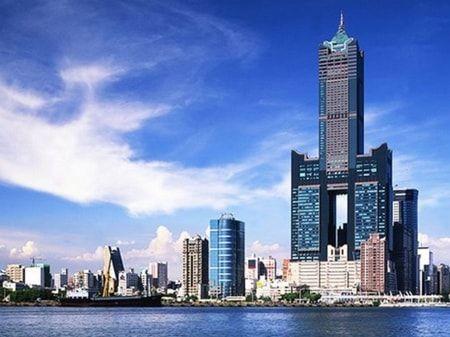 Tòa nhà Tuntex Sky 85 tầng