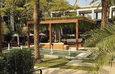Tecto Casa Cor 2011: Ambiente: Jardim Suspenso