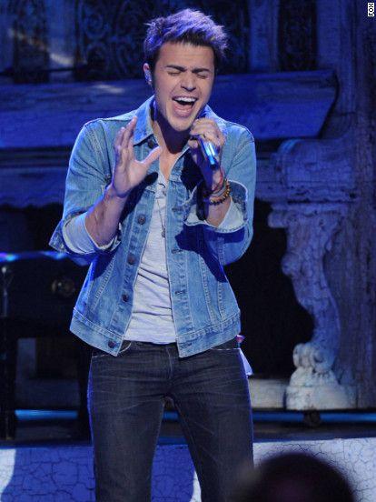 Kris Allen - American Idol Appearance