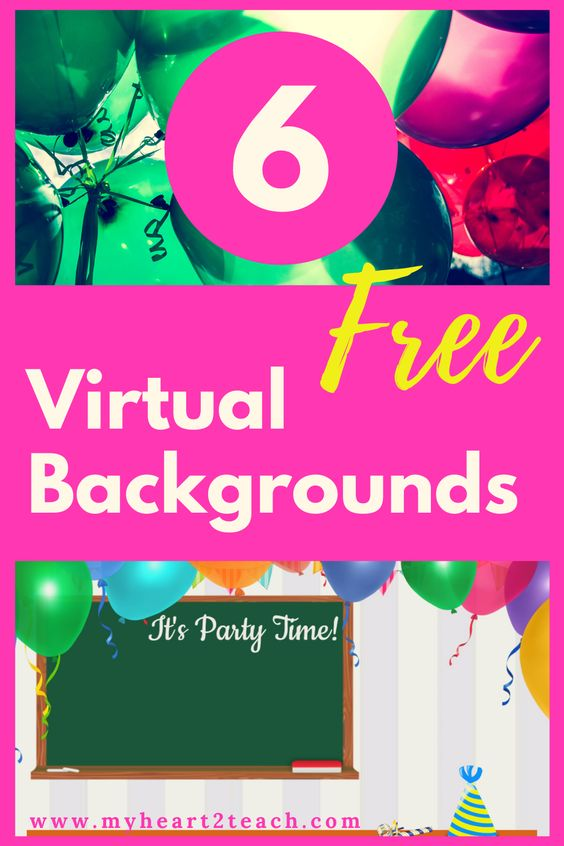 Free Virtual Backgrounds Classroom Background Virtual Classrooms Classroom Freebies