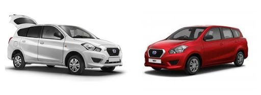 Datsun Go Handed A Facelift And An Automatic Option Datsun Facelift Automatic