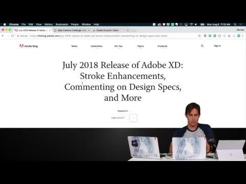 Adobe Xd Weekly Third Party Integrations Adobe Xd Adobe Creative Cloud Adobe