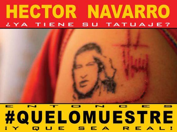 ¿Ya tiene su tatuaje? #QueLoMuestre