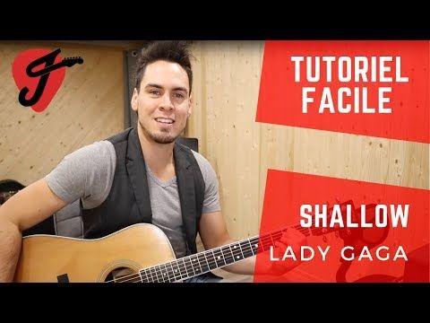 Cours de Guitare Shallow Lady Gaga (Version