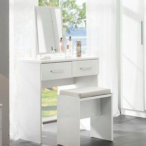 Kirkwood Dressing Table Set With Mirror