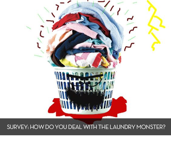 What are your laundry habits?? Take our fun and totally scientific survey!