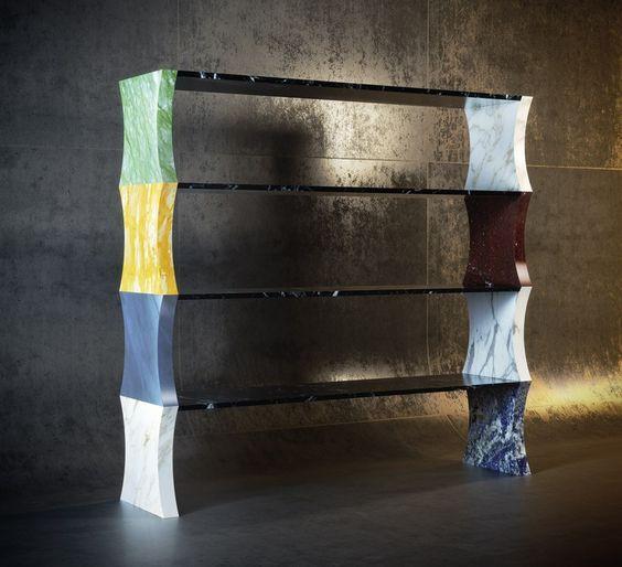 Sideboard Design Explosion Skulpturell U2013 Modernise, Möbel