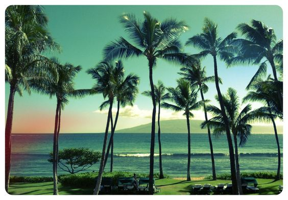 Hawaii-used to go every summer..I miss it.