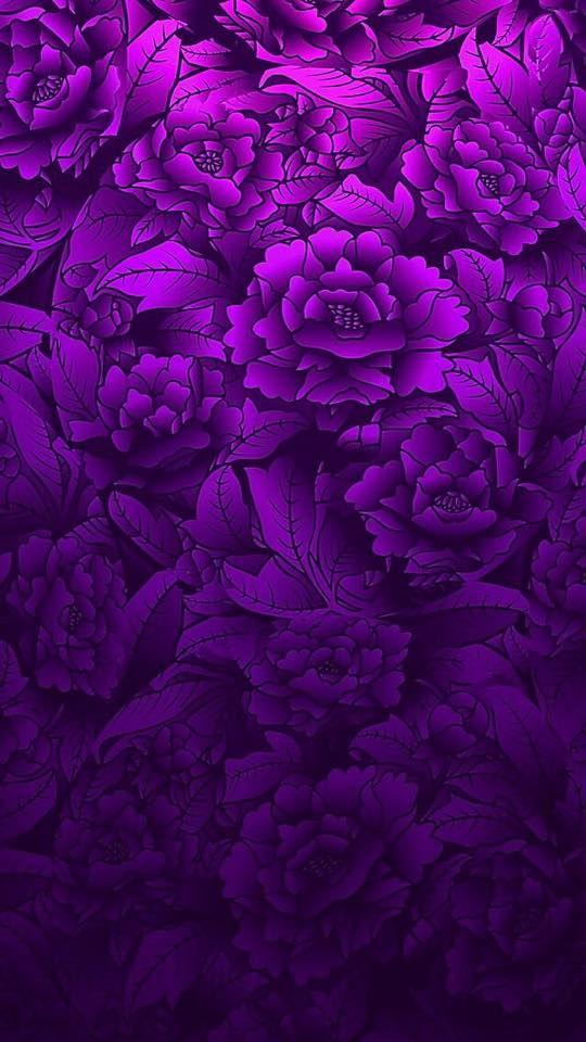 iPhone wallpapers purple Cute Walls 2 ♔ Pinterest