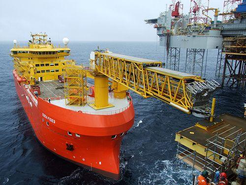Edda Fiddes Offshore Accomodation Vessel Oil Amp Gas