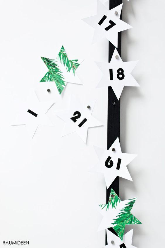 DIY Adventskalender Anleitung tutorial Weihnachten christmas