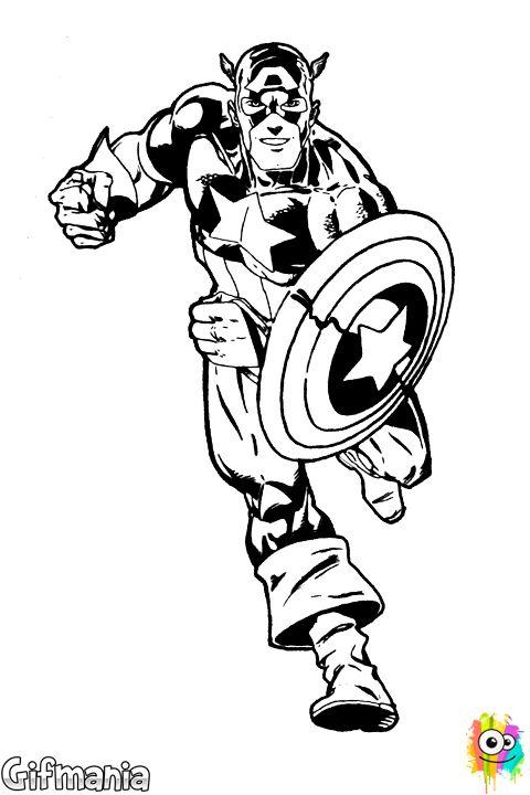 Captain America Winter Soldier  Gifig Pins  Pinterest  Soldado