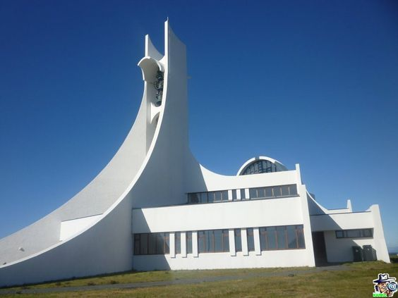 Iglesia+en+Stykkisholmur+Islandia